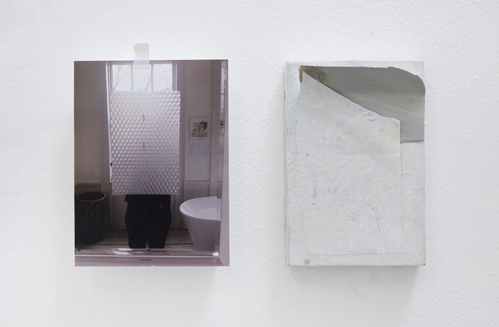 L.Fossi, La grande Illusion, Mixed Media, 2 pieces, 15 x 10 cm each, 2015_ 19